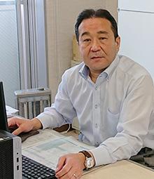 武田 浩道 部長