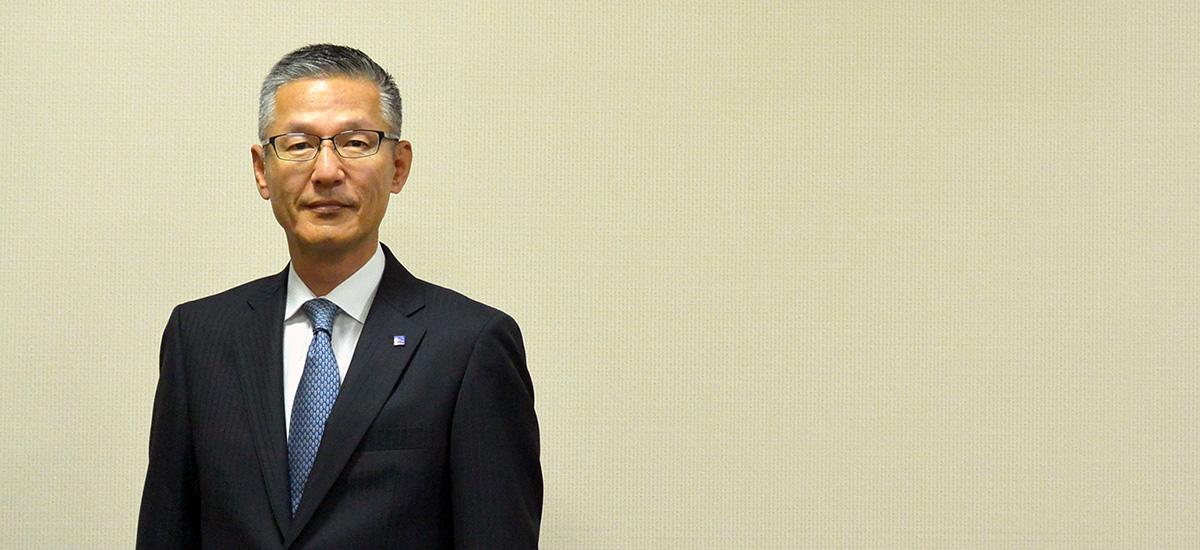 柿沼 伸二 営業部長